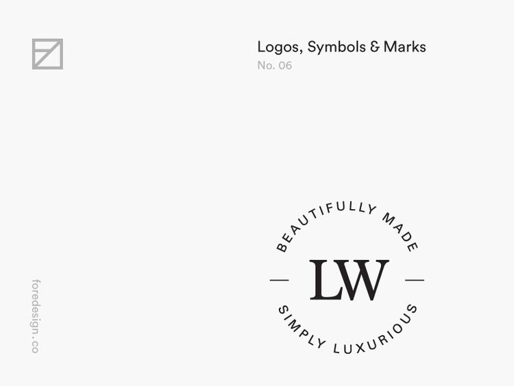 Logos, Symbols Marks: 06 - foredesign | ello
