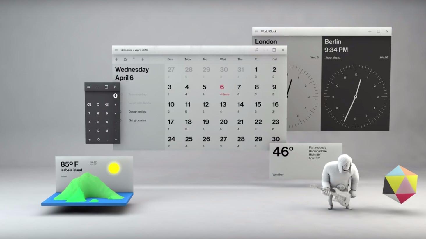 Fluent Design System. 2017 Micr - ellowebdesign | ello