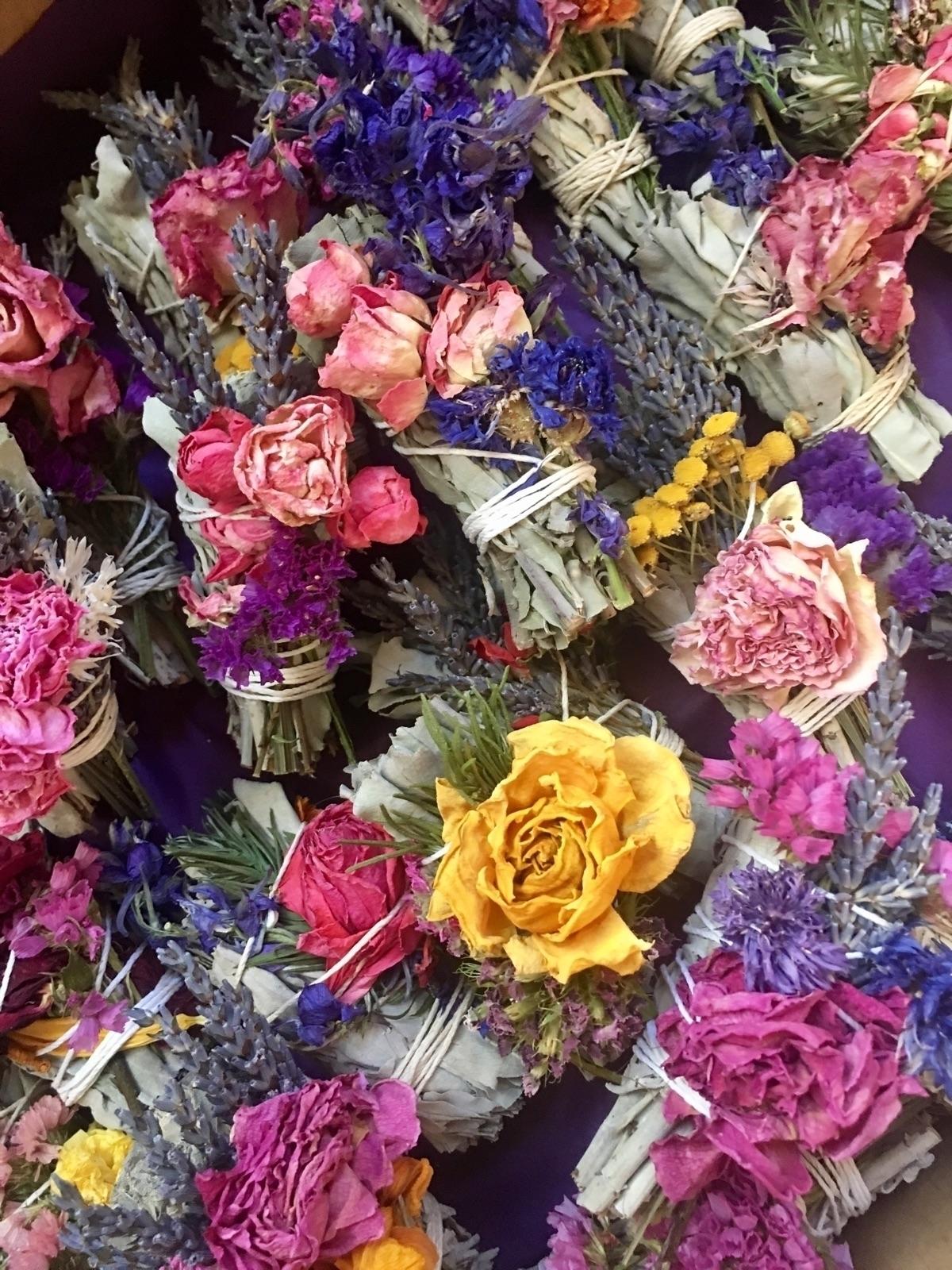 Floral Sage Bundles - ethereal-zen-creations | ello