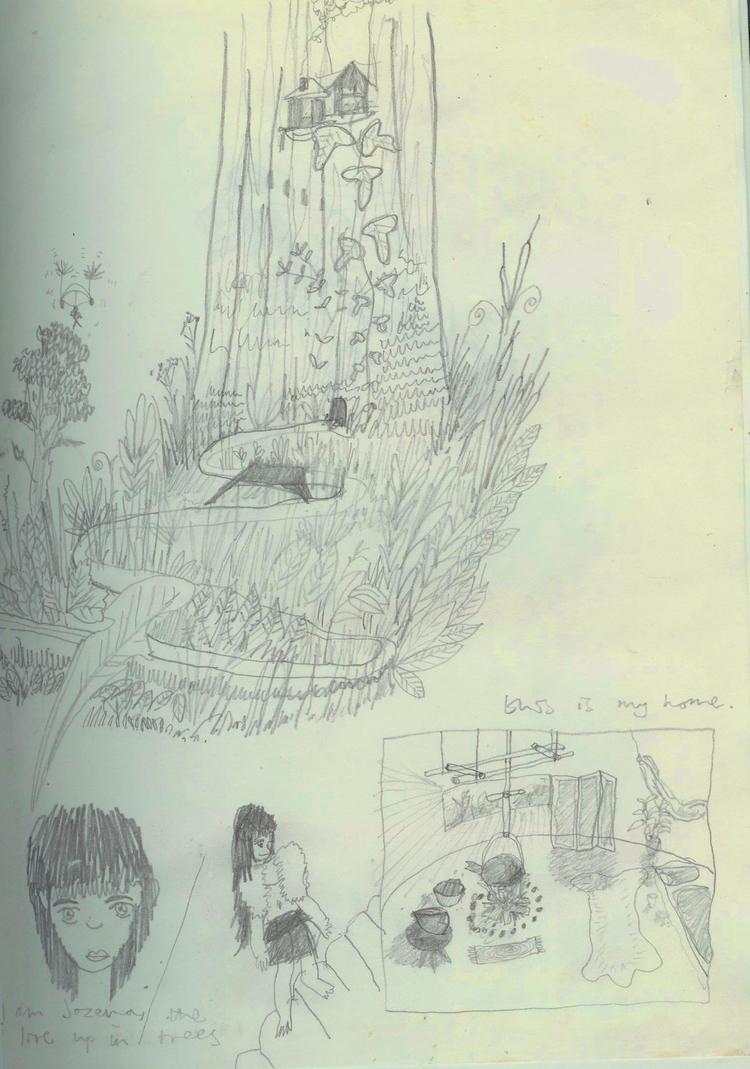 'fantasy artwork' ~2009 - jio_and_her_rags | ello