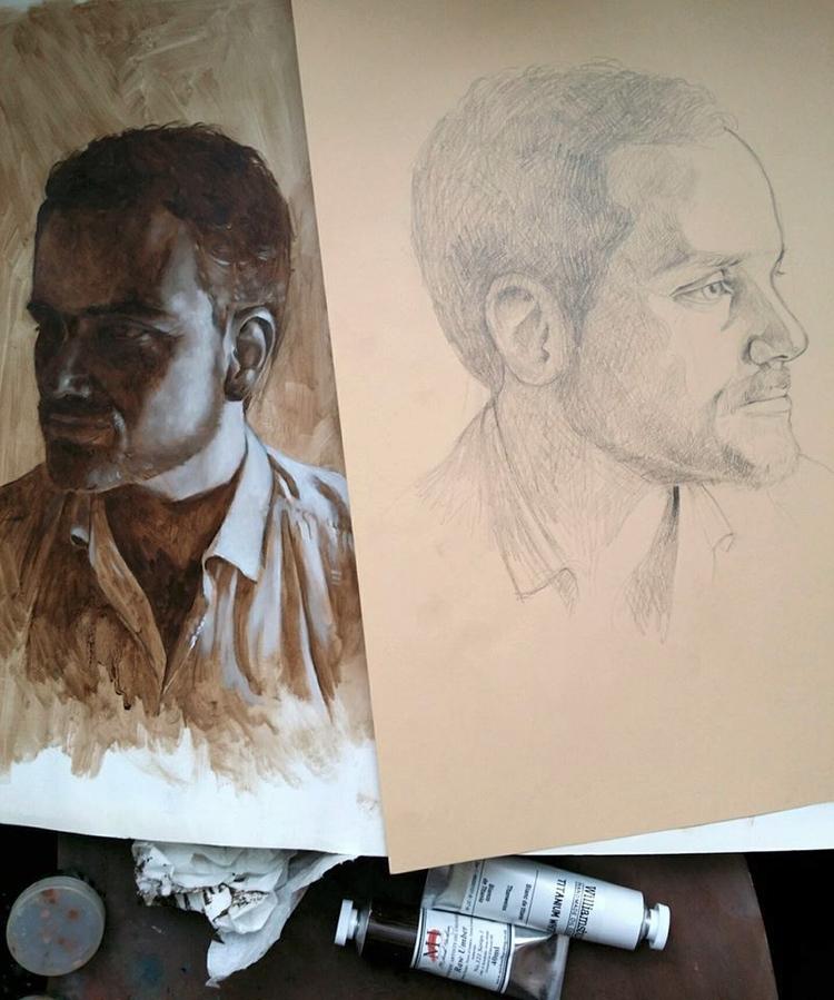 learn traditional portraits. le - ania_tomicka | ello