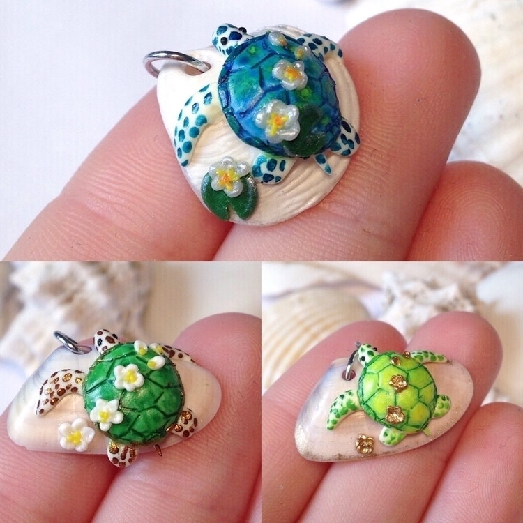 post ello, handmade turtles she - veecrafts | ello