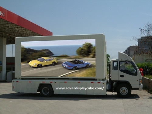 Mobile Vehicle Advertising – Id - adverdisplay | ello