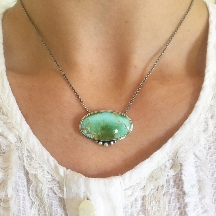 Custom Royston necklace - lumenrosejewelry | ello
