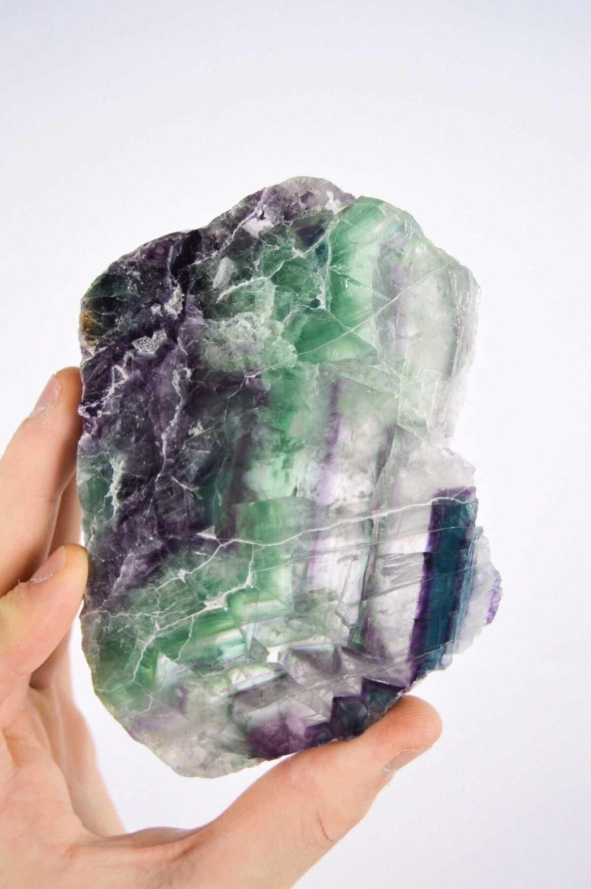 :green_heart::blue_heart::purpl - earthboundcrystals | ello