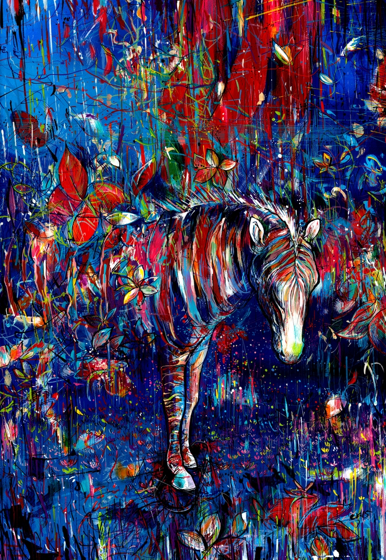 zebraskate - erik_shutov | ello