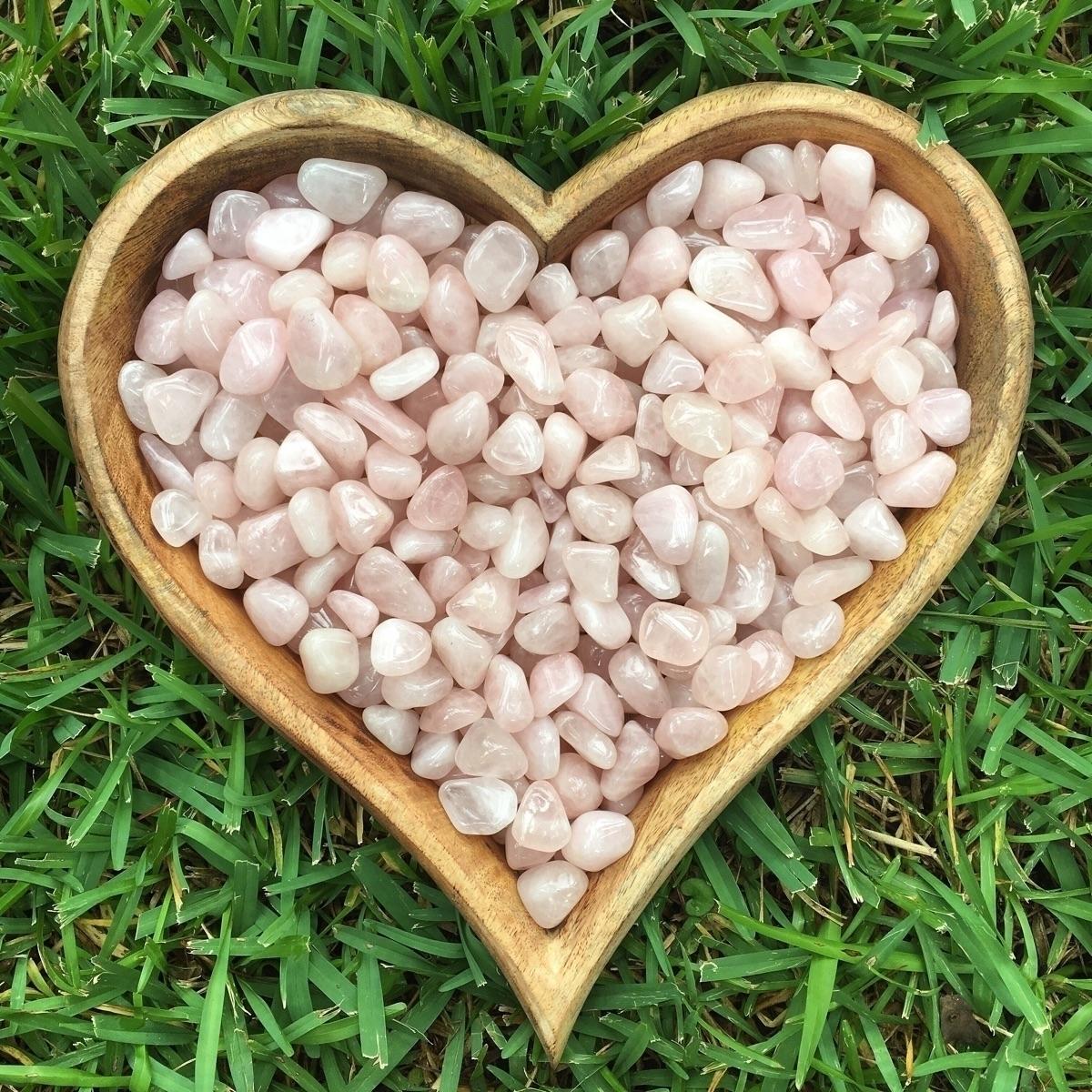 Rose Quartz Love Find Instagram - thesacredcrystal | ello