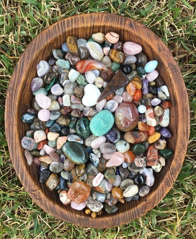 collection tumbles - crystallove - thesacredcrystal | ello
