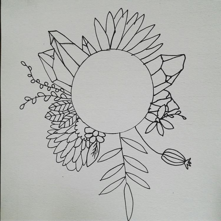 Sweet Serendipity - art, sketch - shadowfaith5 | ello