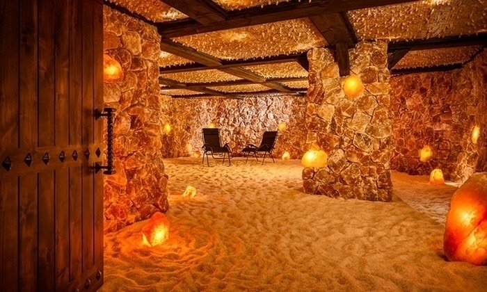 :heart:️WHO salt cave • :fire:S - earthboundcrystals | ello