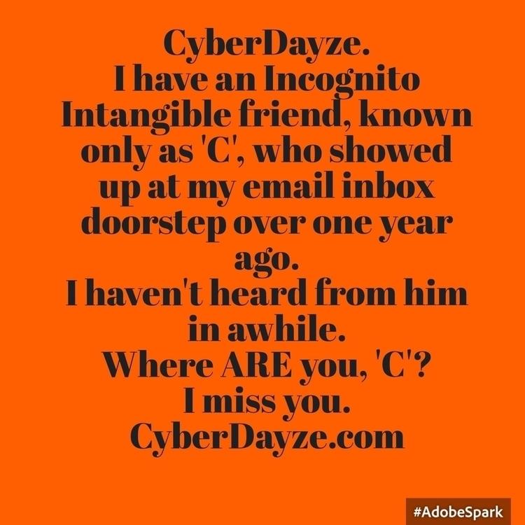 CyberDayze. wrote encyclopedic  - cyberdayze | ello