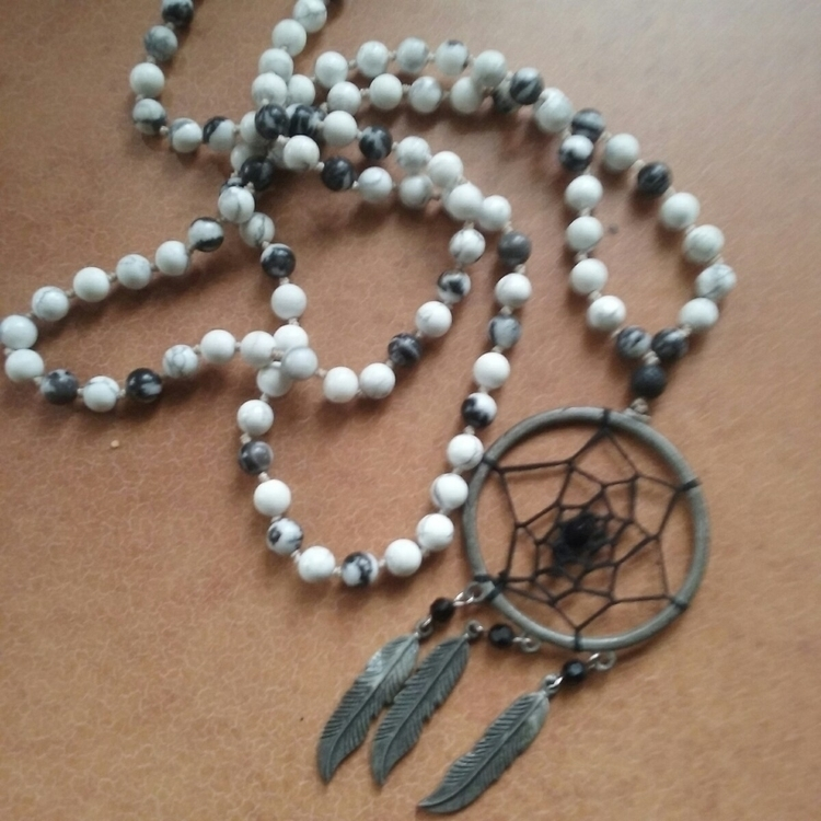 Working mala necklace, beauty a - simplydeneb | ello