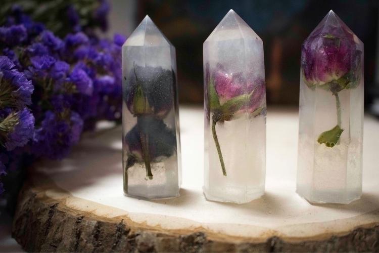 Large Transcendental Crystals t - solarasgarden | ello