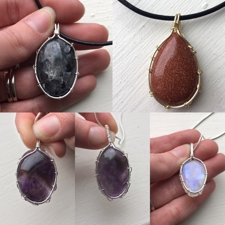 update today - crystalnecklaces - simplywrappedshop | ello