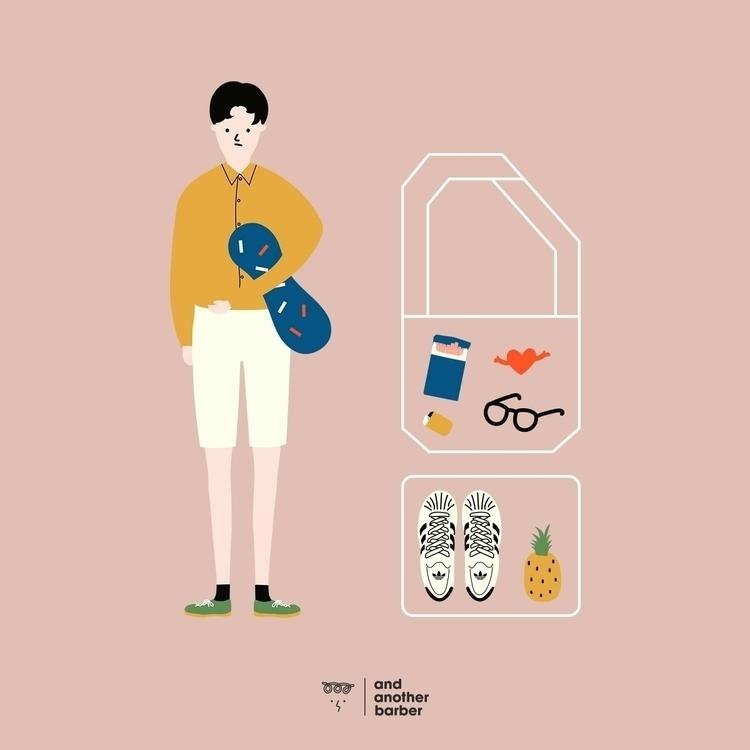 illustration, drawing, illust - hulahoop_ | ello