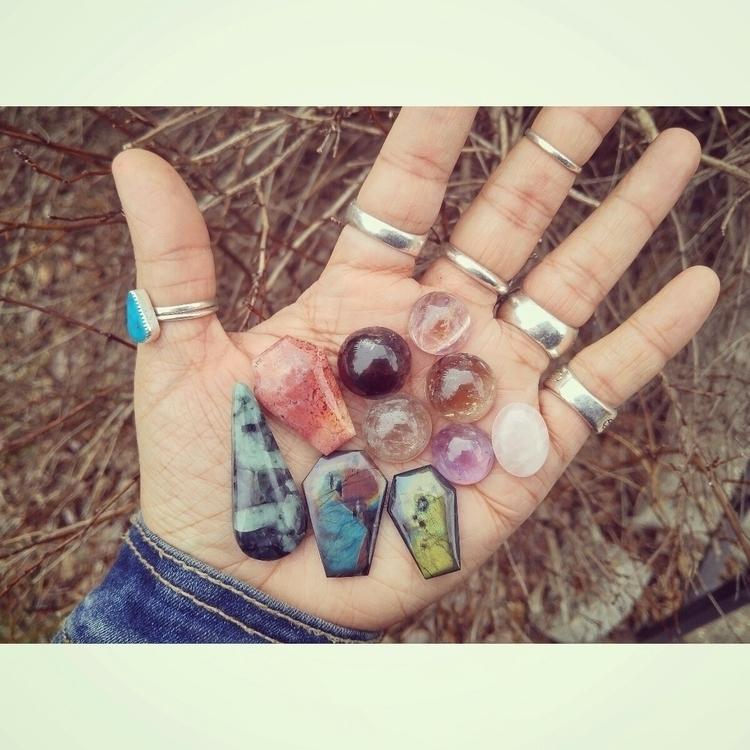 Sooooo gorgeous stones favorite - silvercravt | ello