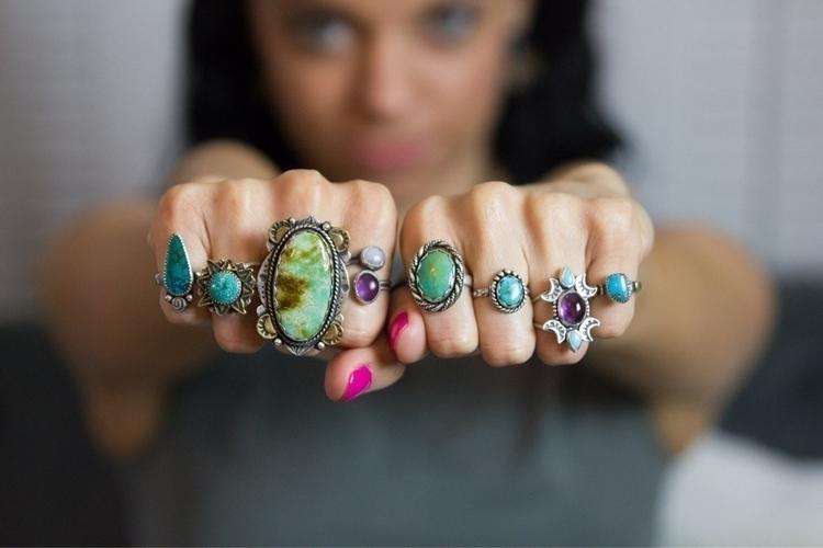 online store! Link BIO - customjewelry - faywoodsdesigns | ello