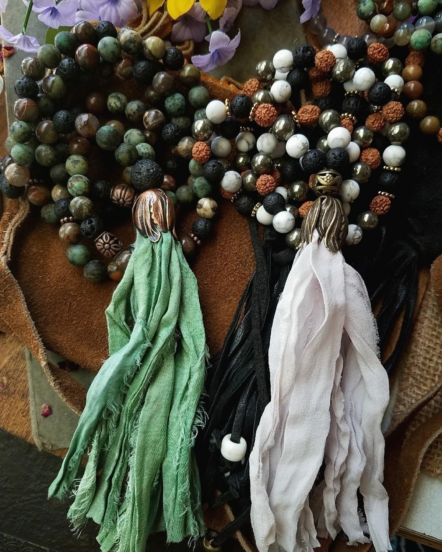 2 favorite malas shop! combo in - sacreddivination | ello