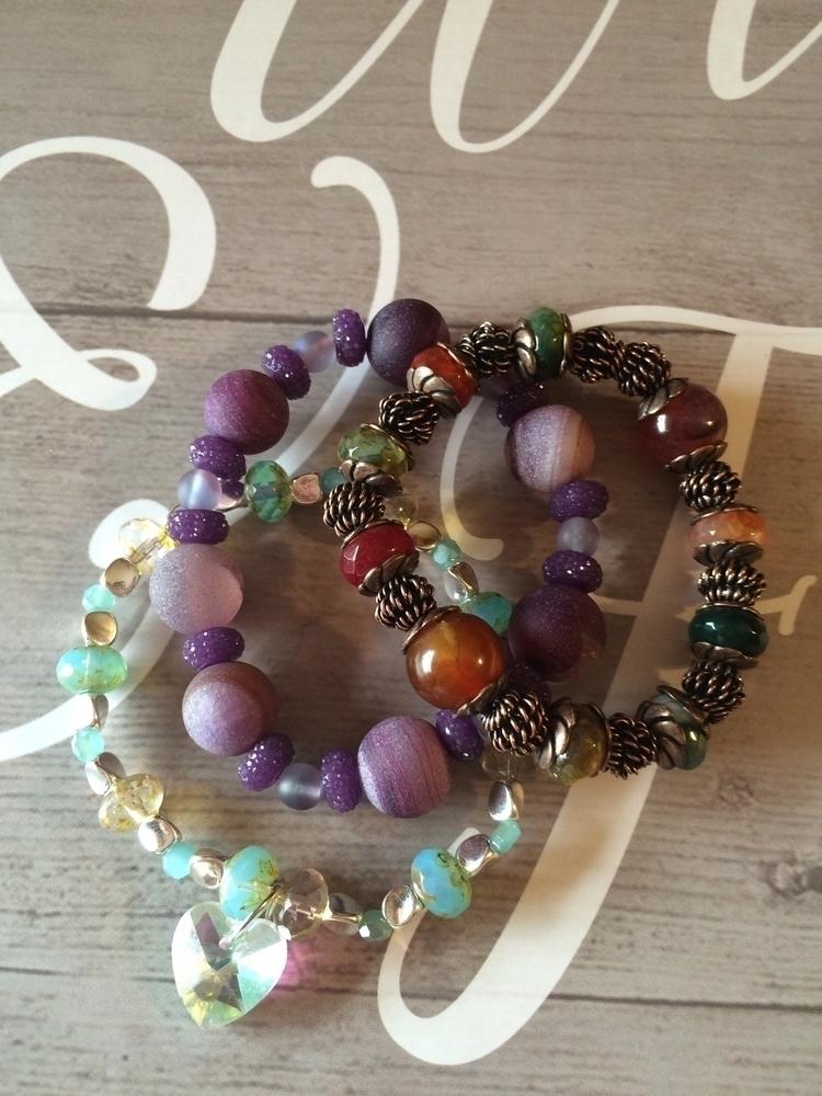 Handmade bracelets - creativesoul | ello
