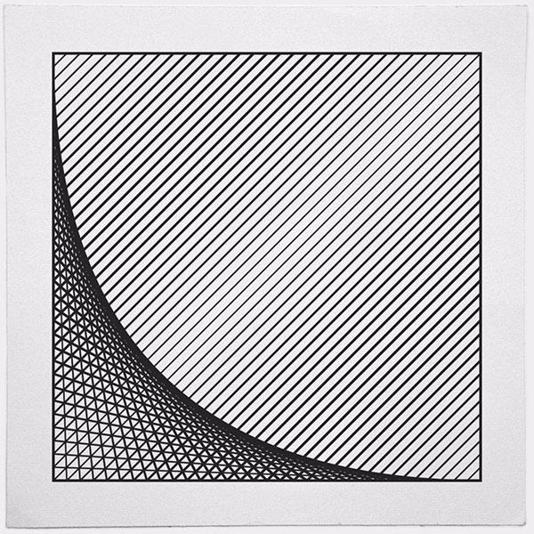 code / Processing - generative, art - thedotisblack | ello