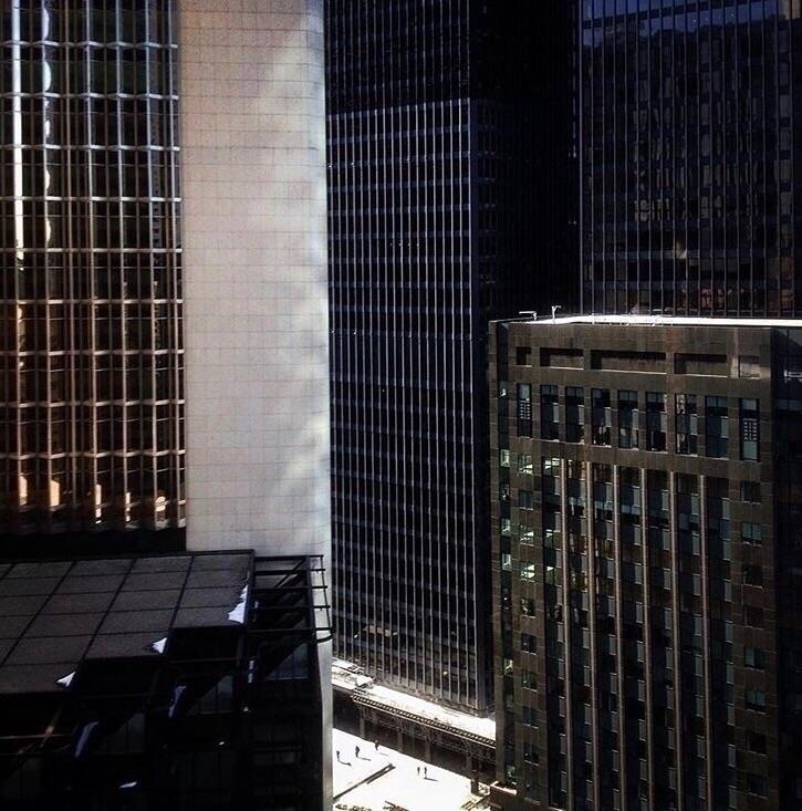 summer - Toronto, Canada, officetowers - tsiah   ello