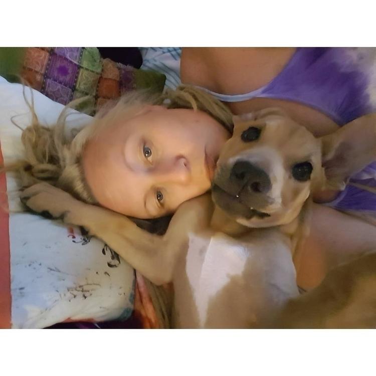 baby girl Nala - puppylife, girlswithdreads - elementscollide | ello