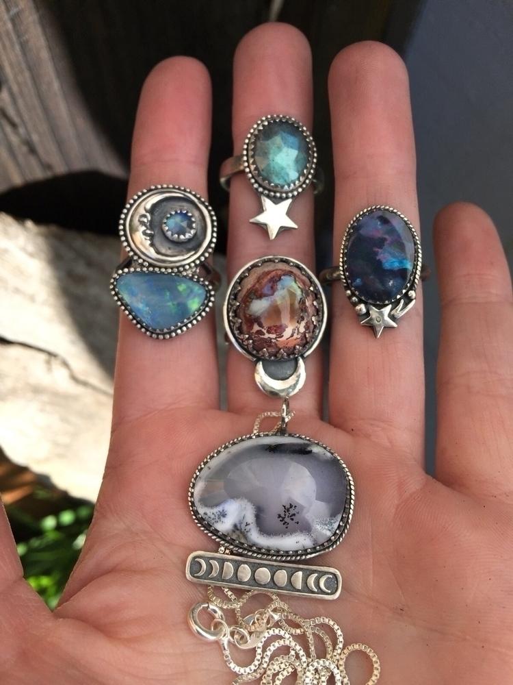 pieces! handmade Leci - crystals - moonshinedivine | ello