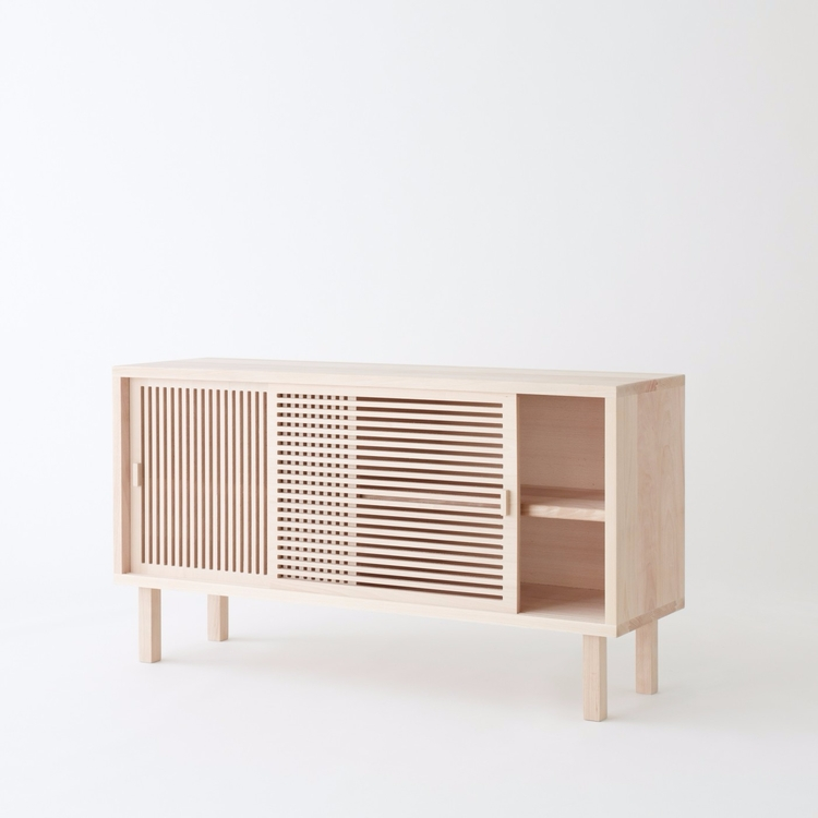 Buffet Kyoto Colonel - furnituredesign - mauudhi | ello