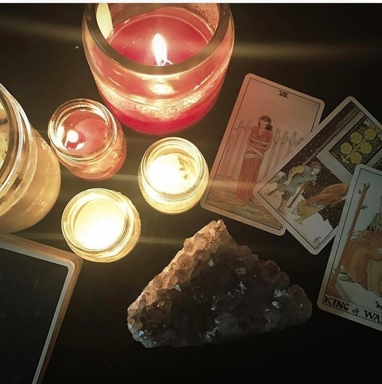 Part knowing time stop check Ch - theghoulgirls_tarot   ello