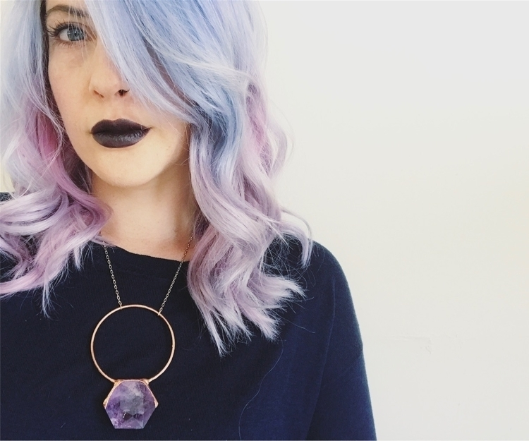 Purple - purple, stones, gems, crystals - lb_jewelry | ello