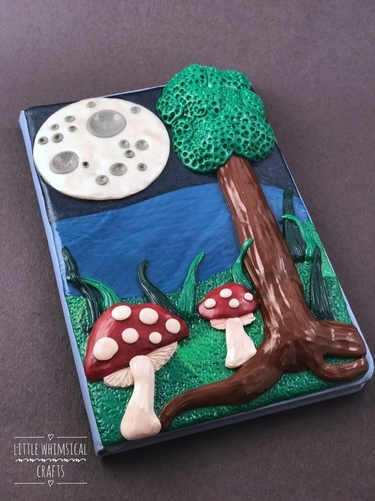 joined, thought polymer clay ar - littlewhimsicalcrafts | ello
