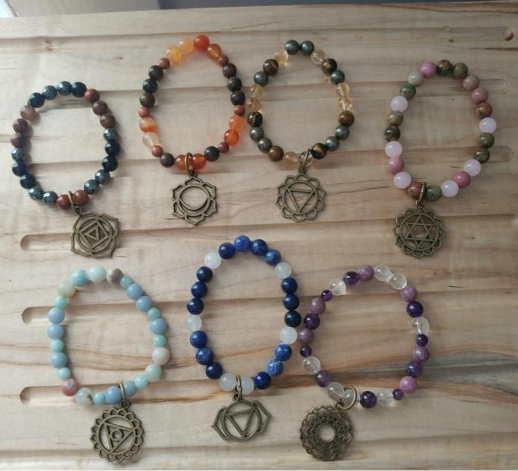 Limited number Chakra Bracelets - underanivymoon | ello