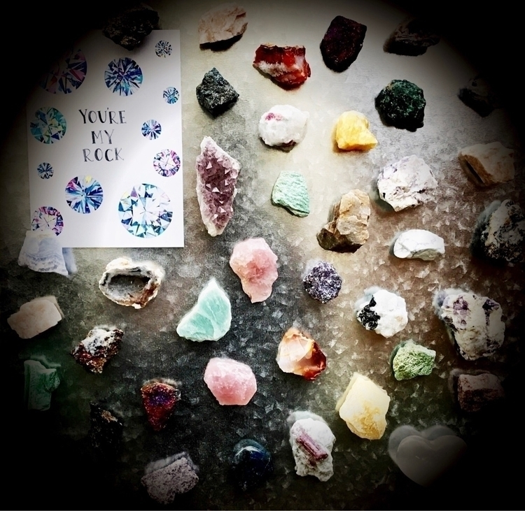 magnets shop! Add crystal love  - mystical_serenity | ello