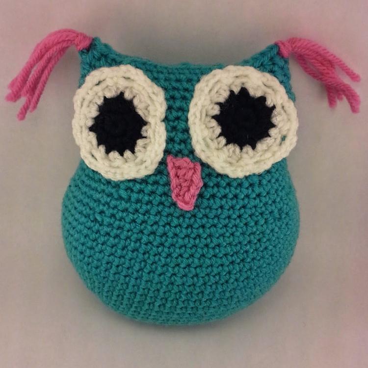 Whoooo likes cuddly owls? Brend - miniaturemonkeycreations | ello