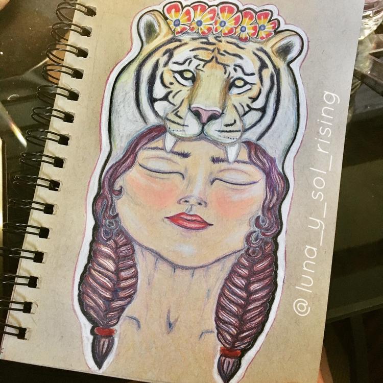 Mood - she_draws_for_love | ello