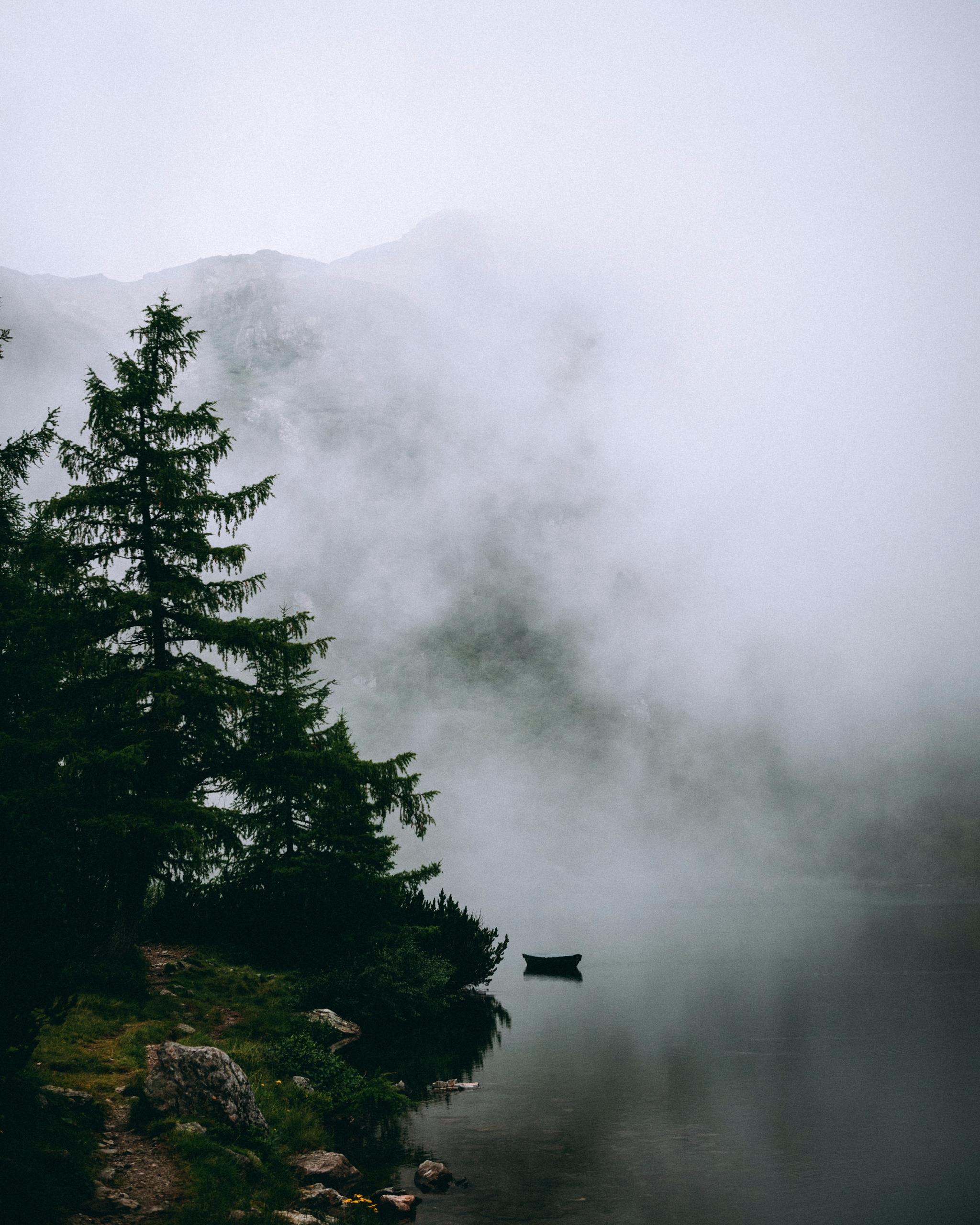silence. Großer Scheiblsee, Aus - lavisuals | ello