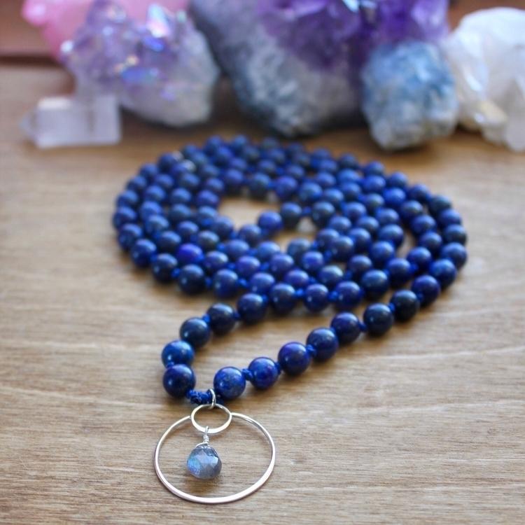 Intrinsic Intuition Mala neckla - intrinsicjourneysjewelry | ello