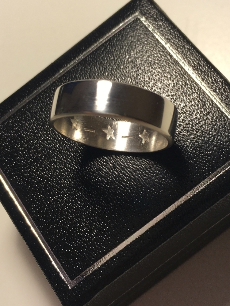 good friends commissioned weddi - beth_johnson_jewellery | ello