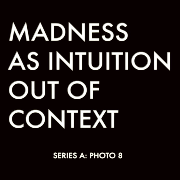madness, LostPhotography, text - jkalamarz | ello