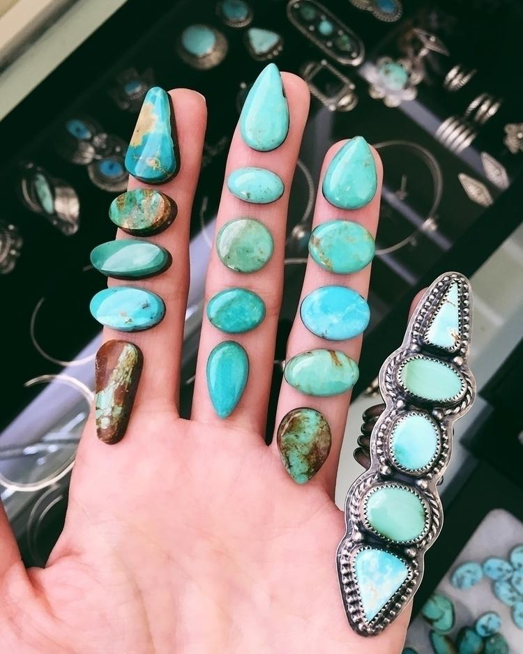guys!! making rings ring beauti - thundermoonjewelry | ello
