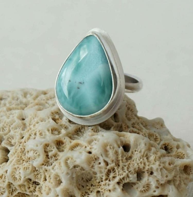 favorite stones - larimar, larimarjewelry - cjsseashop | ello