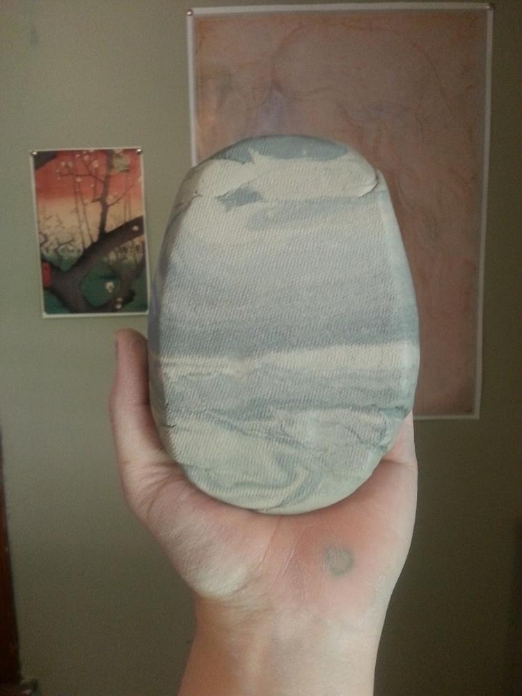 Love lump clay transforming bro - handtoearthceramics | ello