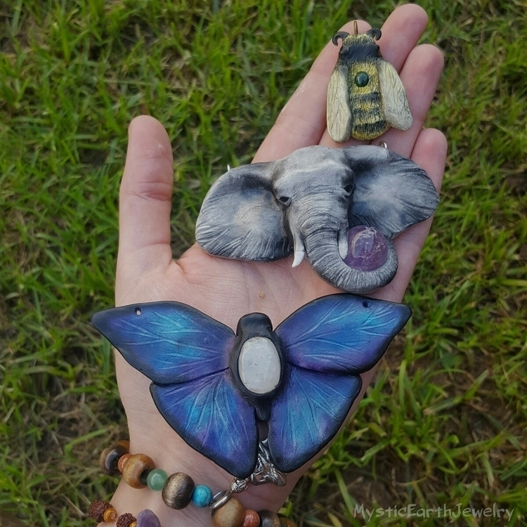 find bee elephant order shop - etsy - mysticearth | ello