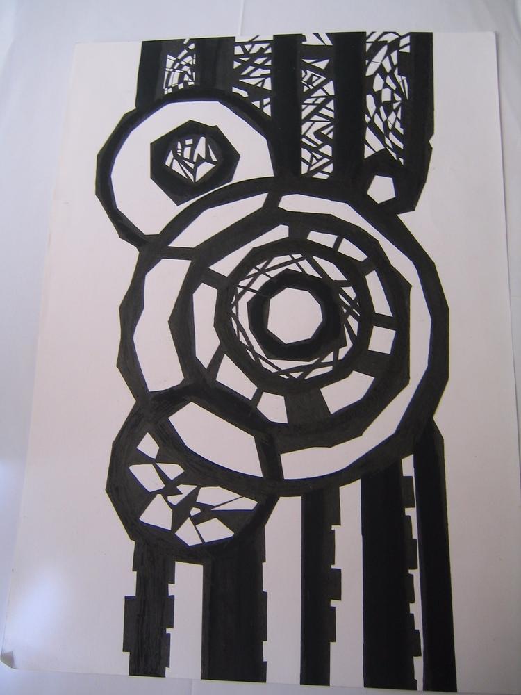 art, drawing, beautifulbizarre - tawana   ello