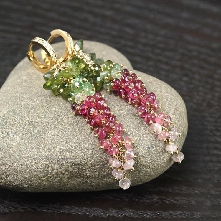 love vibrant colour range Tourm - jewelleryhaven | ello