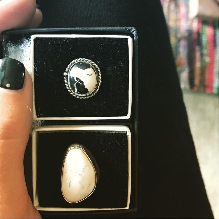 Sold:sparkles: White Buffalo Tu - mysticvalleyjewelry | ello