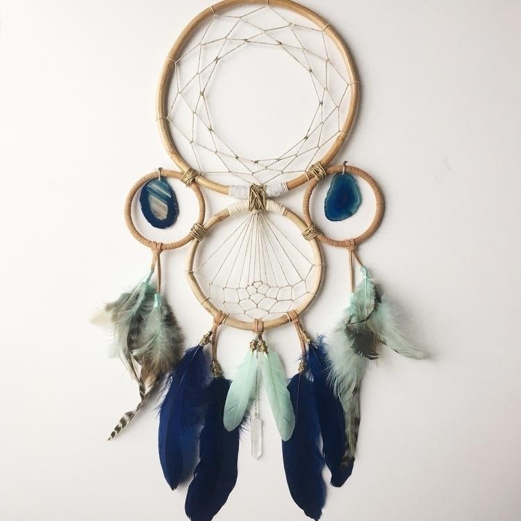 Multi Hoop Kind Dreamcatcher bl - dreamsongs | ello