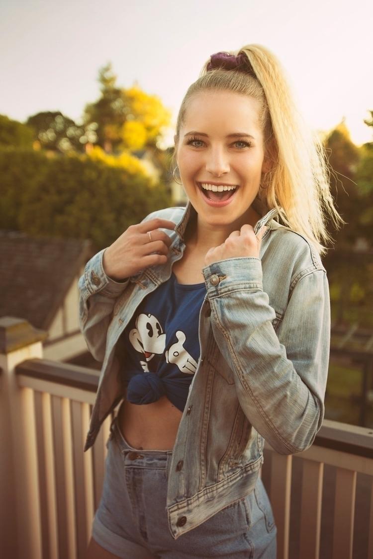 yeah baby. model | Paige Wheato - marc_jo | ello