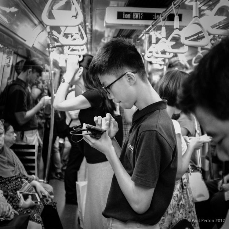 Untitled - SMRT, Singapore Stre - paulperton | ello