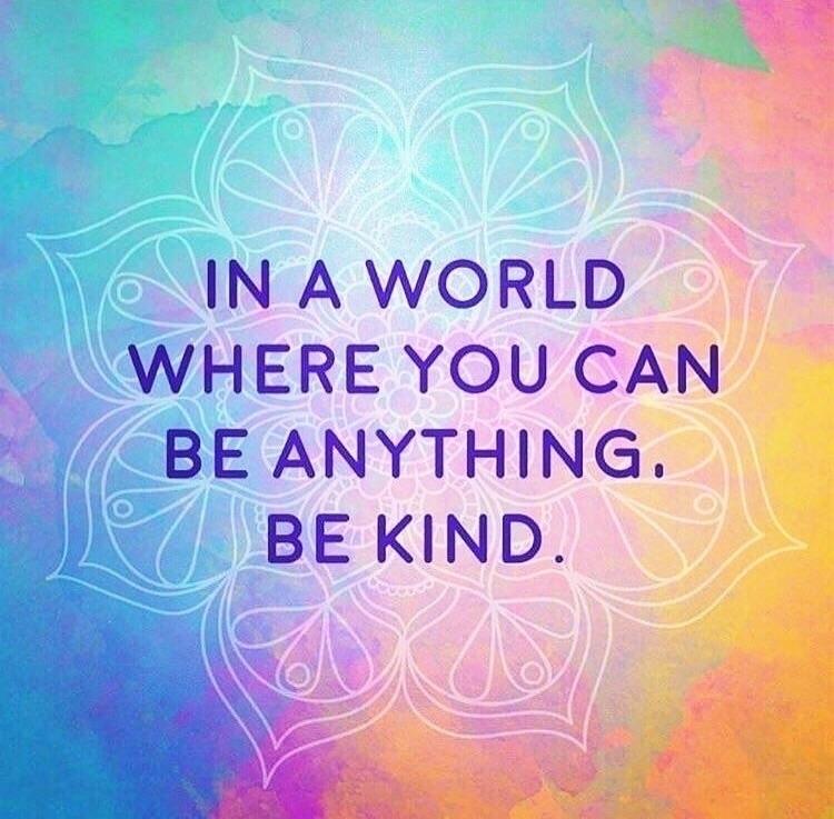 . Image Pinterest - KindnessMatters - rosstacreations | ello